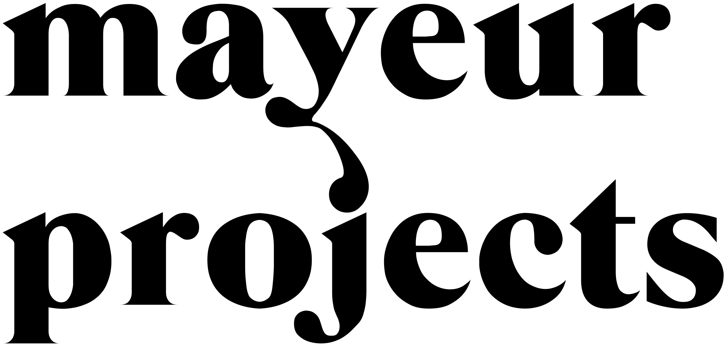 Mayeur Projects